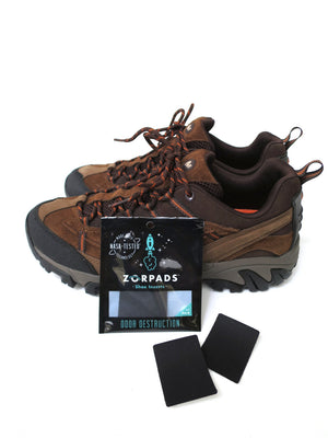 Zorpads hiking shoes