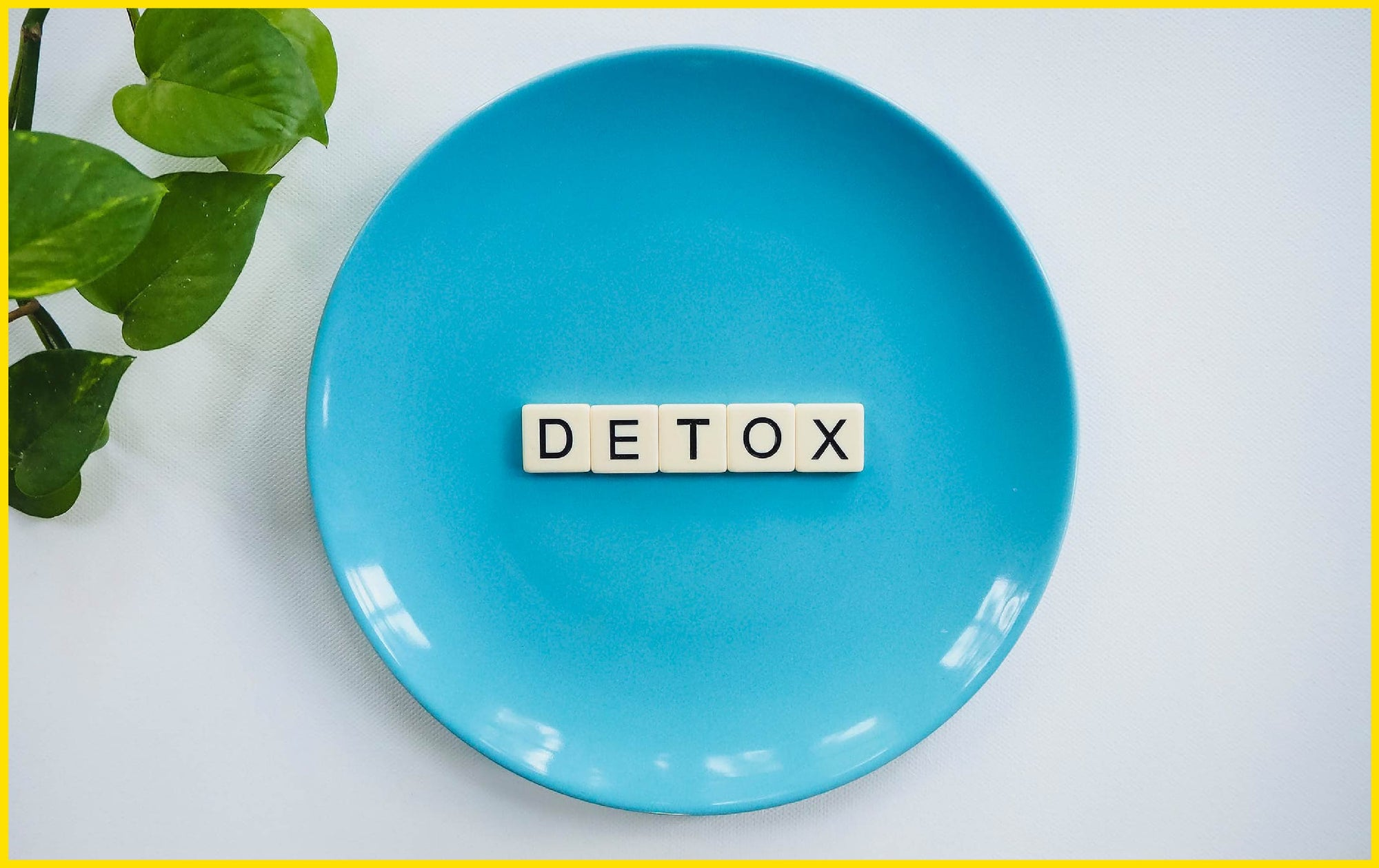 An Easy-Peasy, 30-Day Detox Plan