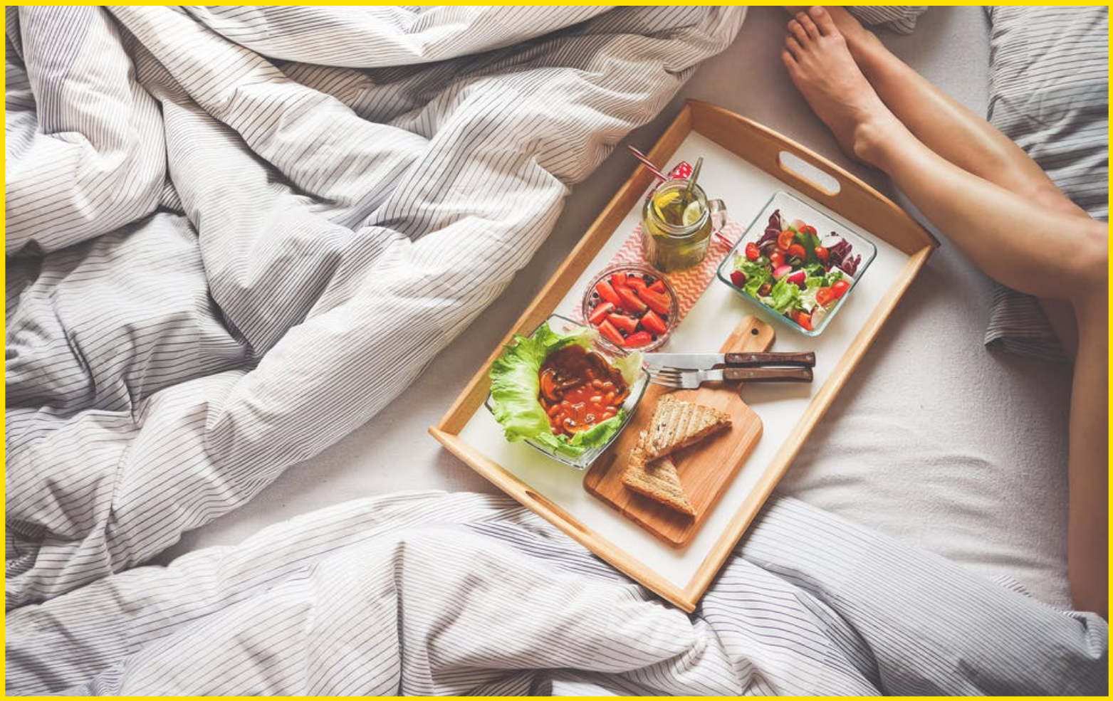 Great in Bed: Foods to Eat for Better Vitality
