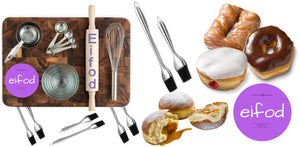 Eifod™ Silicone Pastry Brush/BBQ Basting Brush With Stainless Steel Handle Food Grade Silicone