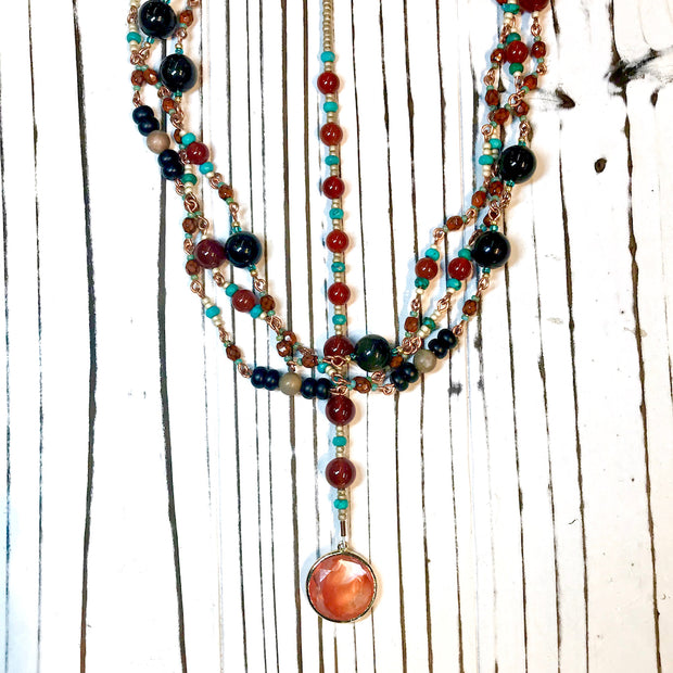 Seedra Necklace