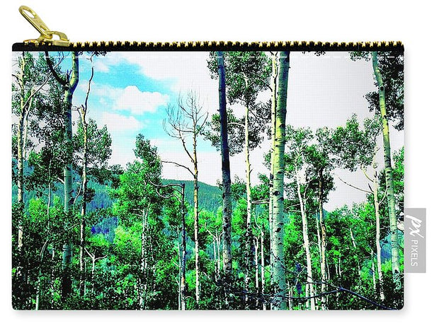 Aspen Forest - Carry-All Pouch