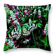 Butterfly - Throw Pillow