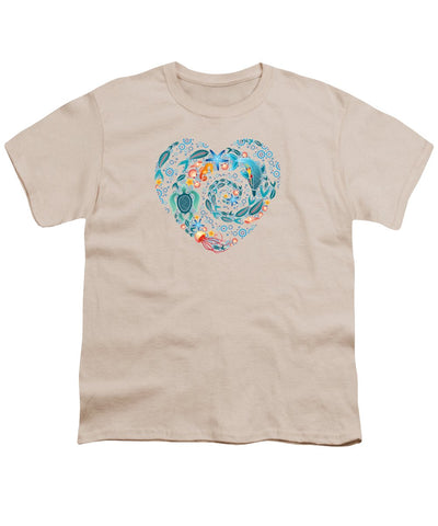 Coral Reef Love - Youth T-Shirt