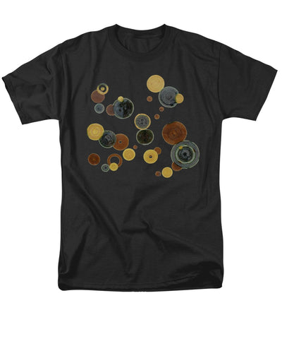 Crop Circles - Men's T-Shirt  (Regular Fit)