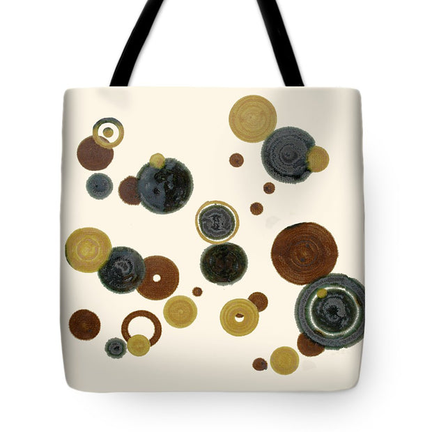 Crop Circles - Tote Bag