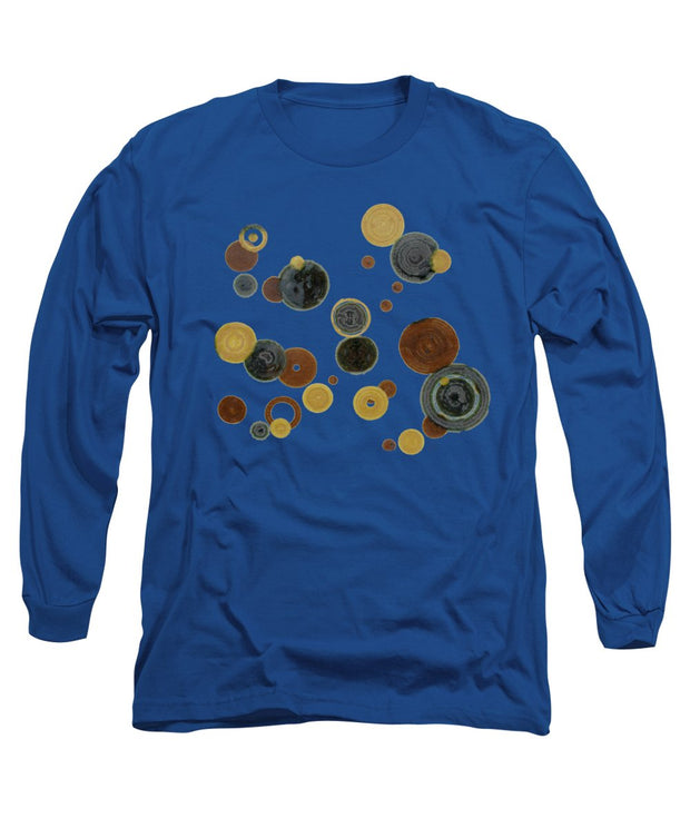Crop Circles - Long Sleeve T-Shirt