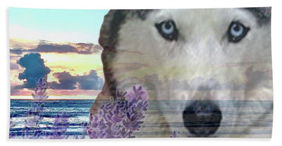 Kayla Belle Memorial - Bath Towel