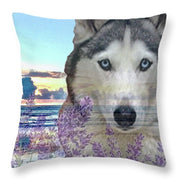 Kayla Belle Memorial - Throw Pillow