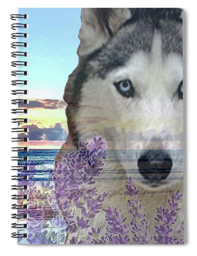 Kayla Belle Memorial - Spiral Notebook
