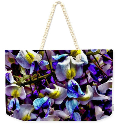 Purple Flower - Weekender Tote Bag