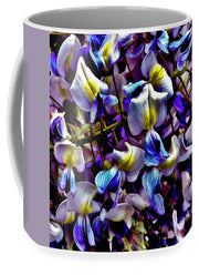 Purple Flower - Mug