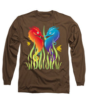 Seahorse Love - Long Sleeve T-Shirt
