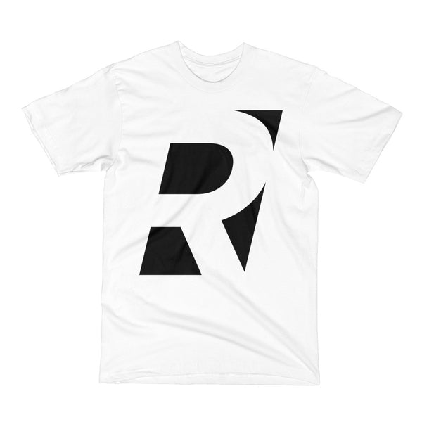 Unisex Rally Flag Tee White