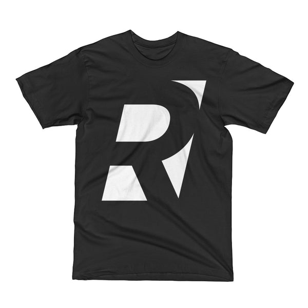 Unisex Rally Flag Tee Black