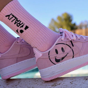 Rally Baby Pink Single Pair