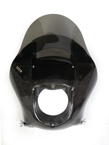 Real carbon fiber quarter Fairing  39/49 MM