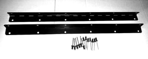 Defender Saddle Bag Billet Anodized Hinges (set)