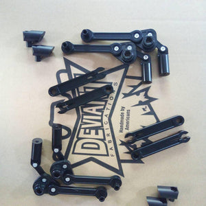 CNC Machined Billet Adjuster Arms