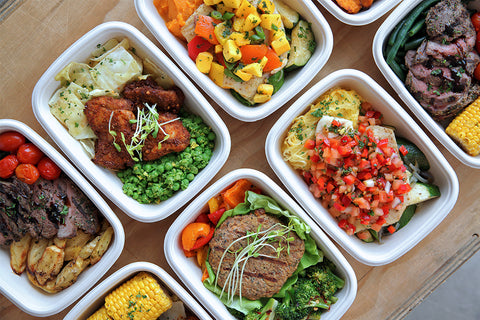 Toronto Healthy Meal Delivery | Gluten Free, Low Carb, Vegan