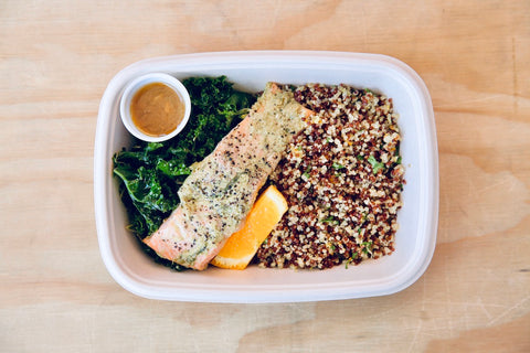 Immune Health Prepared Meals | Healthy Meal Delivery Toronto | Honey Bee Meals