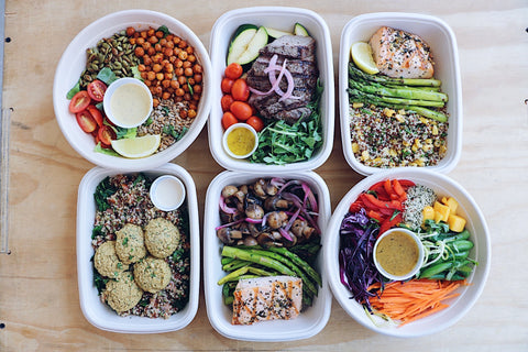 Weight Loss Meal Delivery Toronto - Prepared Meals for Weight Loss - Honey Bee Meals