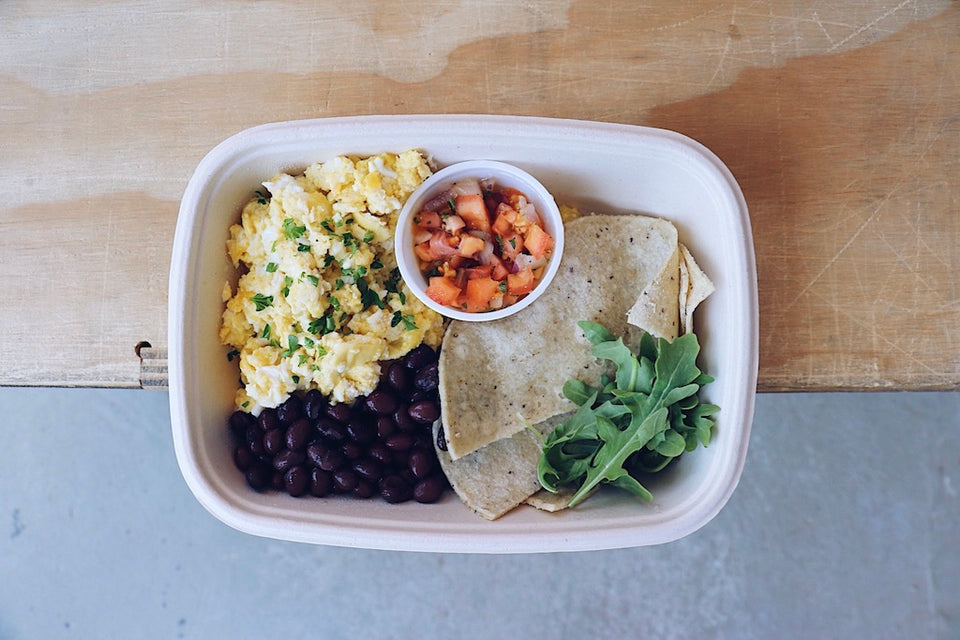 Gluten Free Breakfasts - Toronto Good Food Delivery