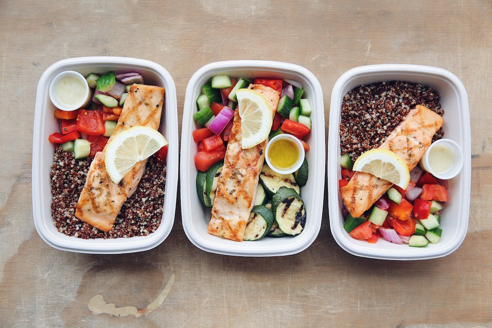 Keto Meals for Fitness - Toronto Prepared Meals Delivered