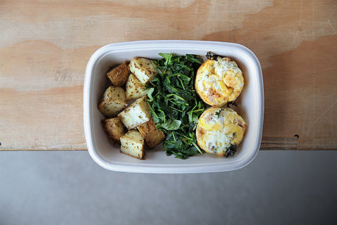 Healthy Prepared Meals | Toronto Food Delivery | Low Carbohydrate