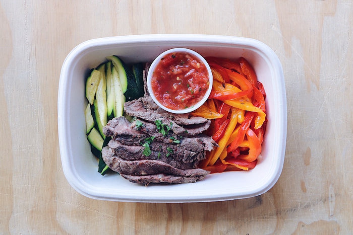 Fajita Steak (Wednesday)