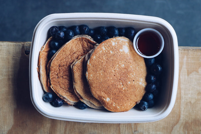 Banana Pancakes (Wednesday)