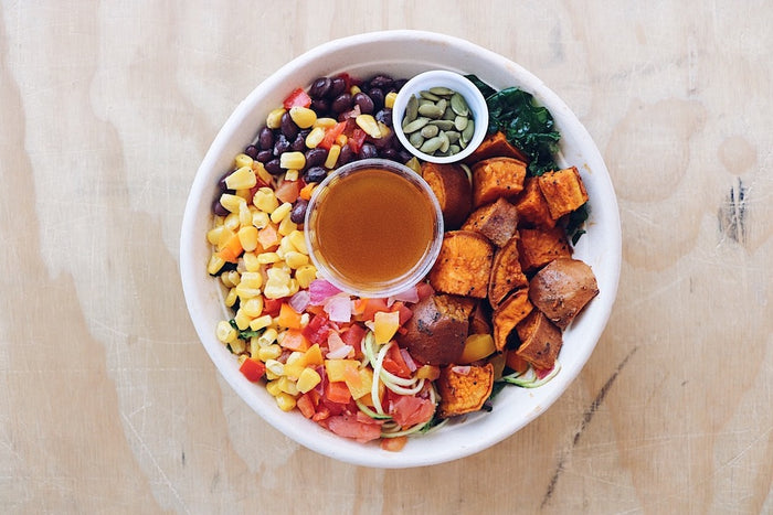 Southwestern Bowl - Vegan Meal - Honey Bee Meals | Healthy Prepared Meals & Food Delivery Toronto