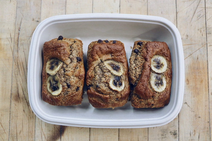 Banana Bread (Wednesday)