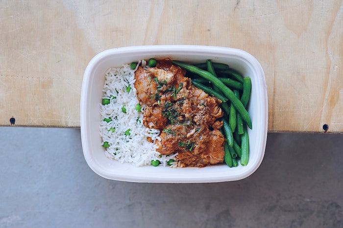 Butter Chicken - Healthy Meal - Honey Bee Meals | Healthy Prepared Meals & Food Delivery Toronto