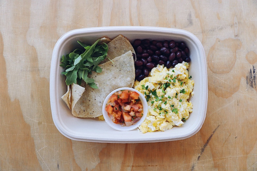 Breakfast Tacos (Wednesday)