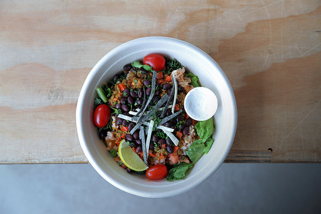 Taco Bowl - Vegan & Plant-Based - Honey Bee Meals | Healthy Prepared Meals & Food Delivery Toronto