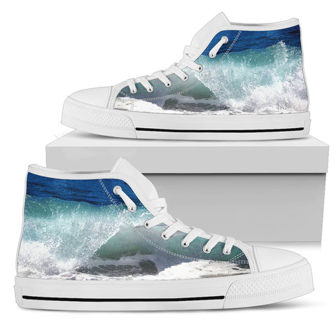 Wave High Tops