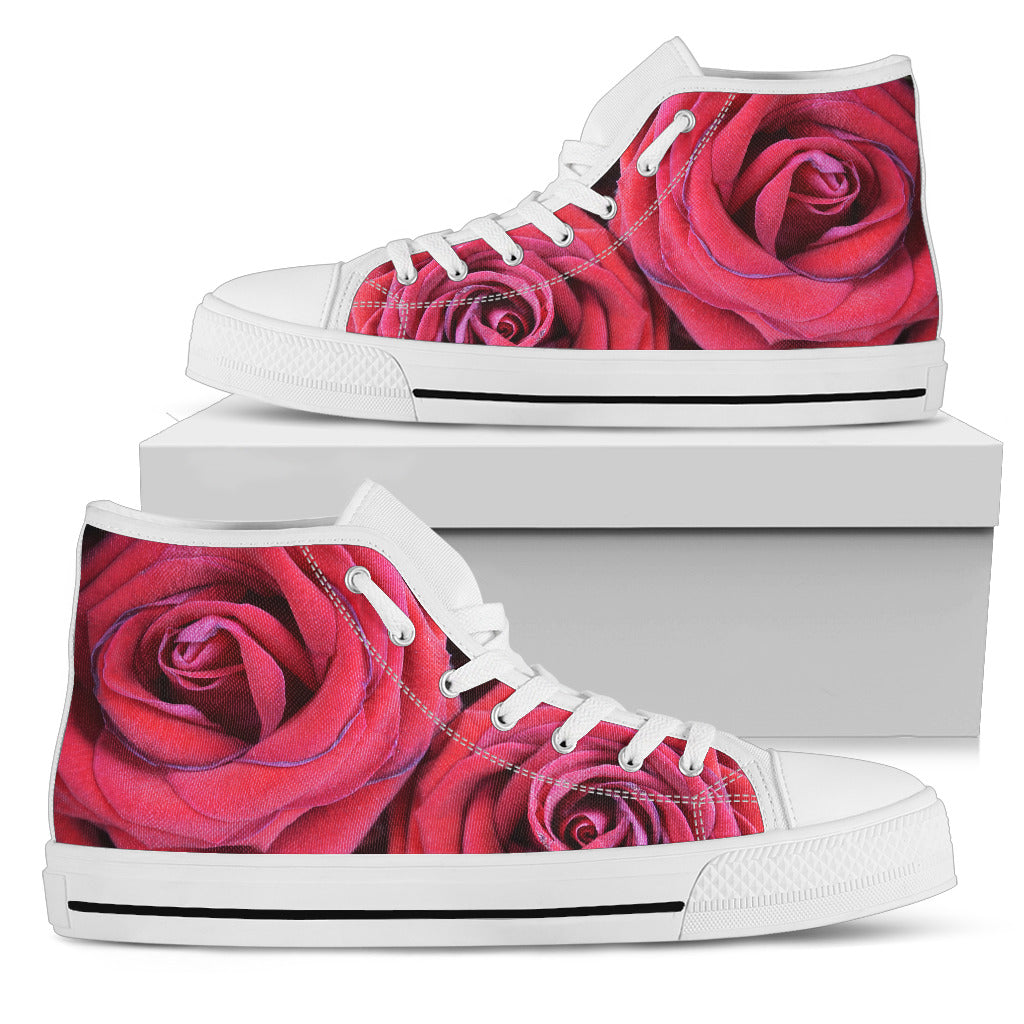 Red Rose High Top