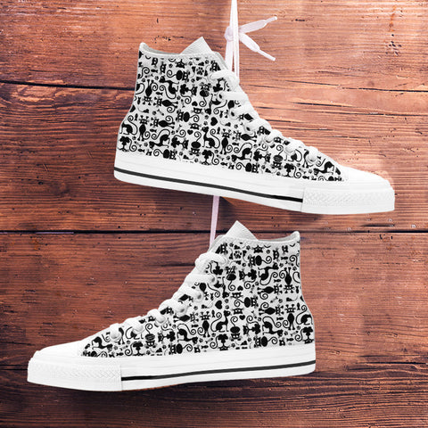 Cats High Tops