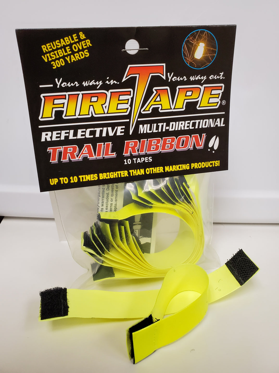 FireTape Killer Bee Yellow-FireTape-FireTacks®