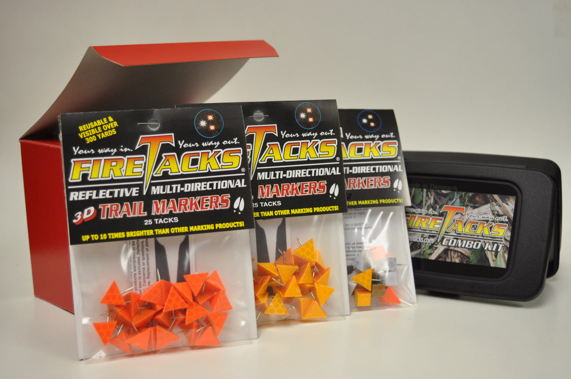Gift Box Outdoorsman, LARGE-FireTacks®