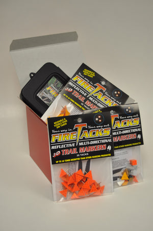 Gift Box Outdoorman, SMALL-FireTacks®