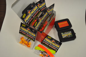 Box Kit Geocache, LARGE-FireTacks®