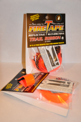 FireTape Blaze Hot Reflective Trail Ribbon