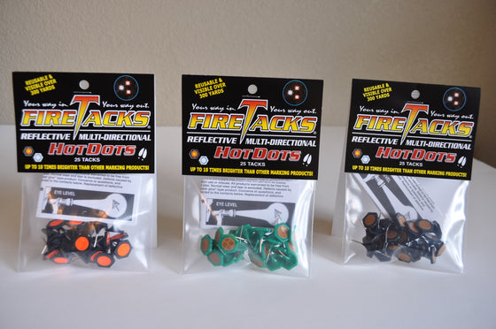 GeoTacks® FireTacks®