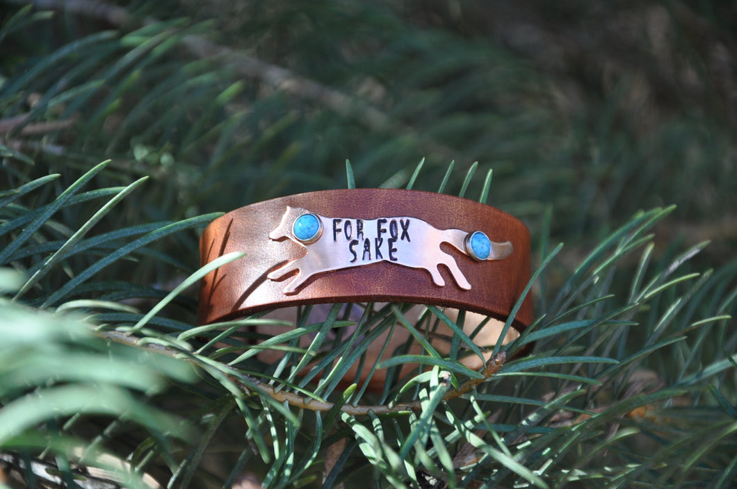 For Fox Sake Cuff