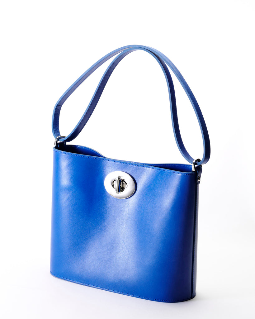 The Darlingmax Medium Tote - Blue