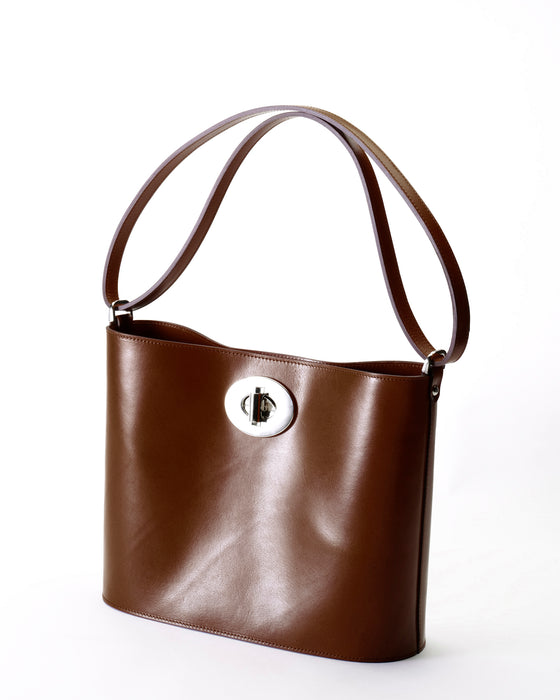 Darlingmax Medium Tote - Brown