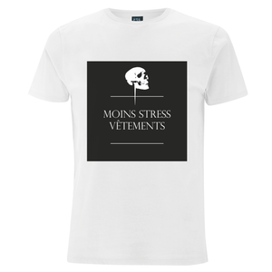 Catacombs (White) - Less Stress Clothing
