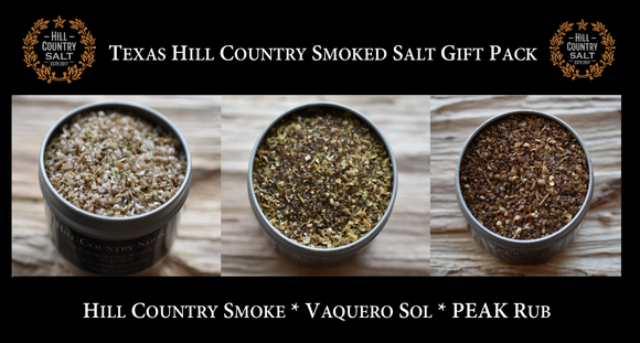 Hill Country Salt Collections